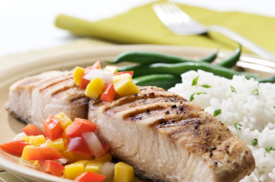Ricette facili e sane con il pesce for Ricette di pesce facili